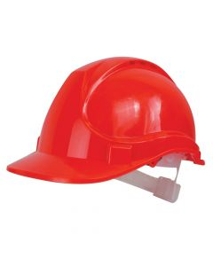 Scan Safety Helmet Red - SCAPPESHR