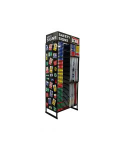 Scan Signs Display - 144 Signs (Combi Stand) - SCASSDIS144