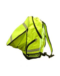Scan Hi-Visibility Backpack Yellow - SCAWWBACKPKY