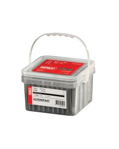 Senco Galvanised Fencing Staples With Gas 3.1 x 40mm Pack of 2,100 - SEN31FS40FAA