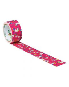 Shurtape Duck Tape 48mm x 9.1m Unicorn Dream - SHU260115