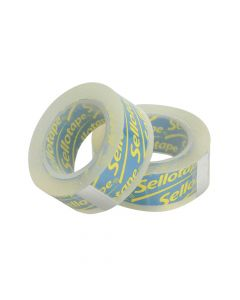 Sellotape On-Hand Refill 18mm x 15m Pack of 2 - SLT1740339