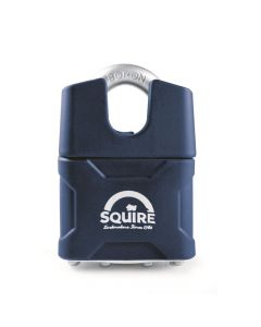 Squire 37CSKA - Stronglock 4 Pin Tumbler 45mm Laminated Double Locking Padlock - Closed Shackle - Keyed Alike