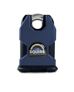 Squire SS50CSMK - Stronghold 50mm Hardened Steel Padlock - Closed Shackle - Master Keyed