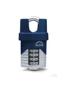Squire VULCAN COMBI 50mm Padlock - 4 Wheel