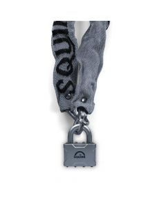 Squire VULCAN P4 50/Y3 Padlock with Hardened Steel Chain