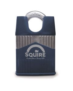 Squire Warrior 45mm Padlock - Closed Shackle - Keyed Alike