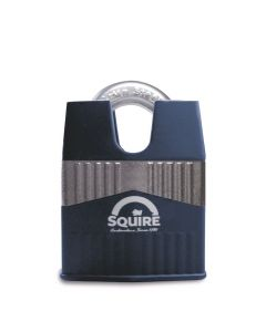 Squire Warrior 55mm Padlock - Closed Shackle
