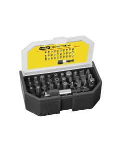 Stanley Bit Set & Holder, 31 Piece - STA113903