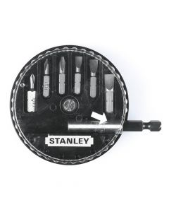 Stanley Insert Bit Set Phillips/Slotted 7 Piece - STA168735