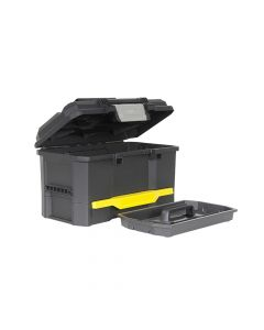Stanley One Touch Toolbox with Drawer 48cm (19in) - STA170316