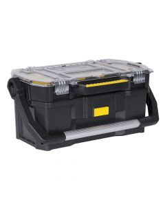 Stanley Toolbox with Tote Tray Organiser 50cm (19in) - STA170317