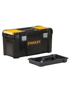 Stanley Basic Toolbox with Organiser Top 32cm (12.1/2in) - STA175515