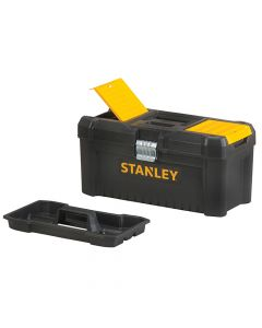 Stanley Basic Toolbox with Organiser Top 41cm (16in) - STA175518