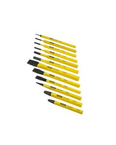 Stanley Punch & Chisel Set 12 Piece - STA418299