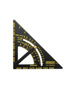 Stanley Adjustable Quick Square 170mm (6.3/4in) - STA46053