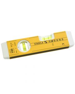 Stabila Torpedo Level 22cm Magnetic Base - STB70TM