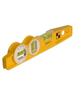 Stabila Rare Earth Magnetic Torpedo Level 25cm Rotating - STB81SVW360
