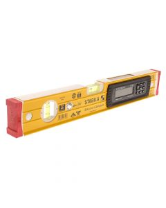 Stabila Electronic Level 2 Vial 17705 40cm - STB962E40