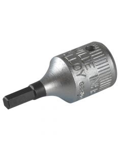 Stahlwille In-Hex Socket 1/4in Drive Short 3mm - STW44K3