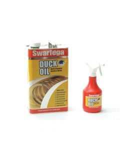 Swarfega Duck Oil 5 Litre with Spray Applicator Bottle - SWASDO5L