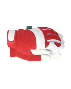 Town & Country Comfort Fit Red Gloves Ladies' - Small - T/CTGL104S