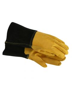 Town & Country Men's Heavy-Duty Leather Palm Gauntlet - T/CTGL415