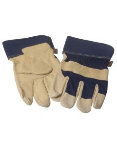 Town & Country Deluxe Washable Leather Gloves - T/CTGL416