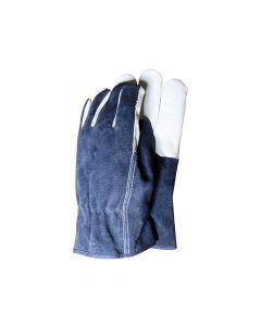 Town & Country Premium Leather & Suede Men's Gloves - Large - T/CTGL418L