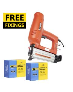 Tacwise 16G Electric Finish Nail Gun comes with 5,000 45mm Nails