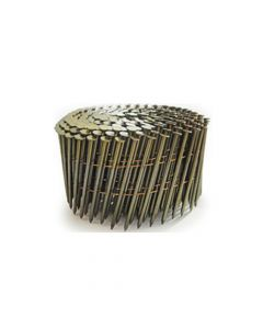 Tacwise 2.1 25mm Galv Ring Coil Nails 14400 Pack - 1229