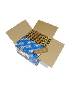 Tacwise Type 17 - 25mm Wide Crown Staples (10,000 Pack) - 0386