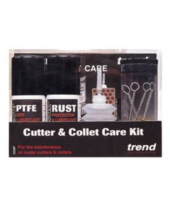 Trend CCC/KIT Cutter & Collet Care Kit - TRECCCKIT