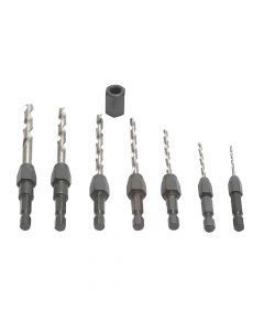 Trend 7 Piece Drill Set - TRESNAPDSET