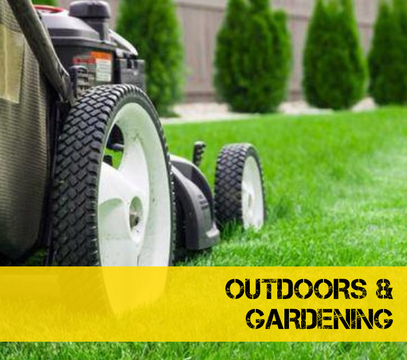 Outdoors & Gardening