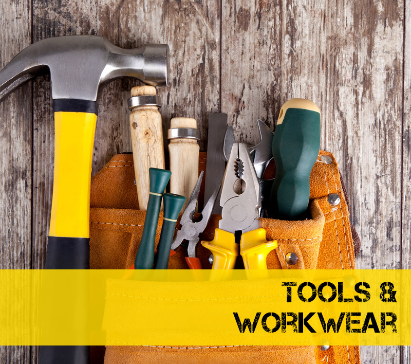 Tools & Workwear