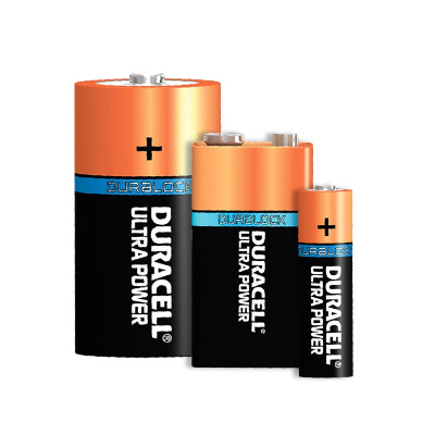 Batteries - Alkaline