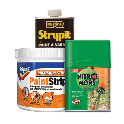 Paint Strippers & Graffiti Removers