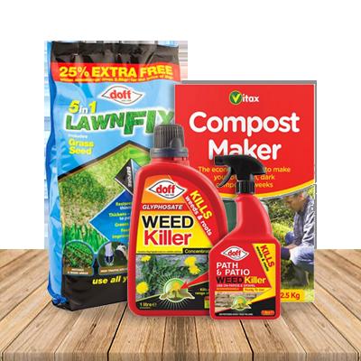 Pest Control & Fertilisers