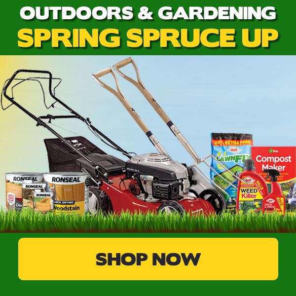 NEW - Spring Spruce Up!