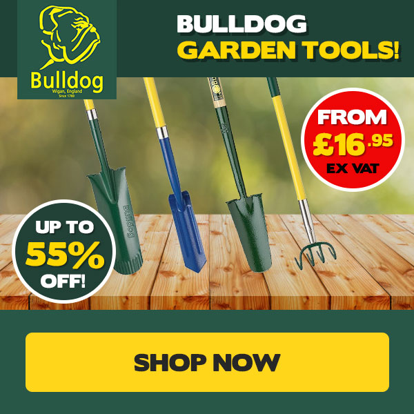 Bulldog Garden Tools Deals!