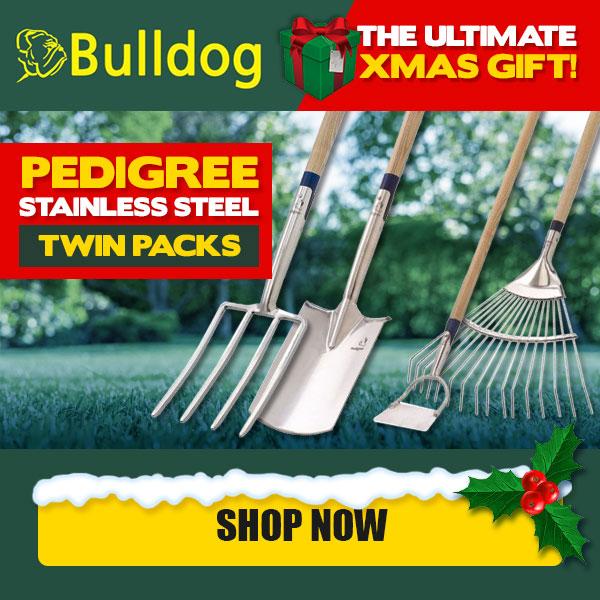 Bulldog Pedigree Twin Pack Deal