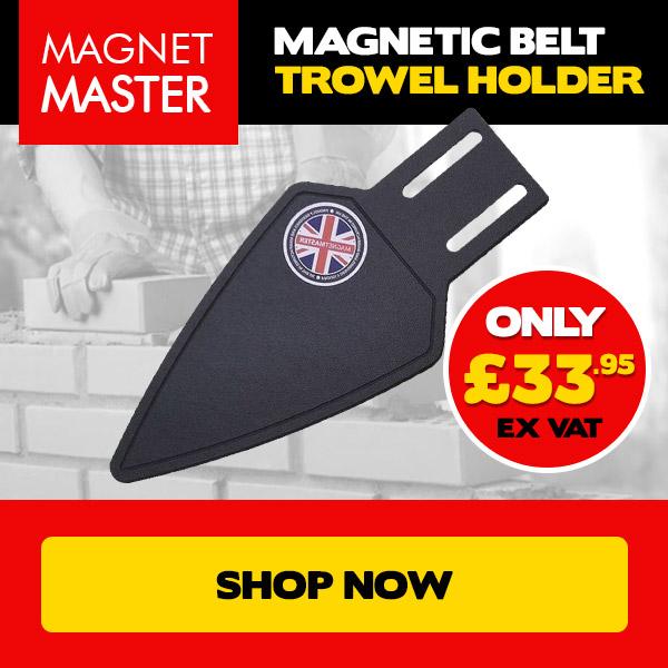 Magnet Master - Magnetic Trowel Holder