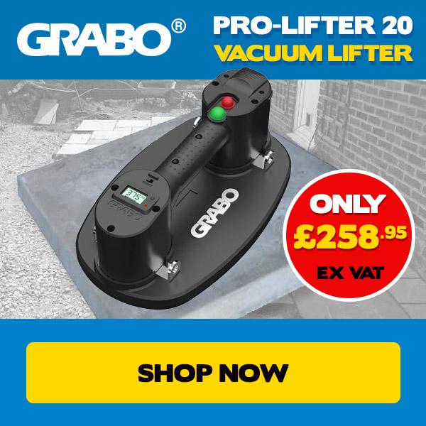 New! Grabo Pro-Lifter 20