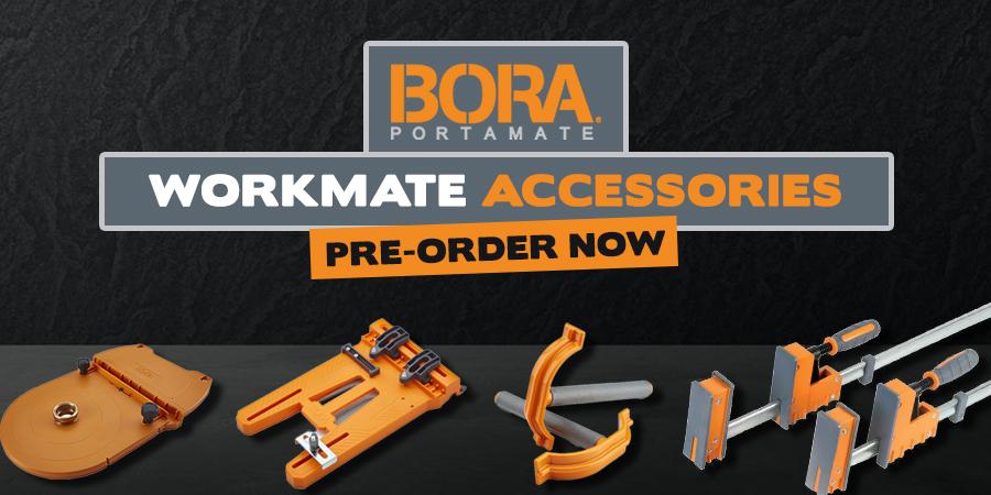 New Bora Accessories!