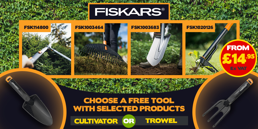 Fiskars Deal - Staying Due To Popular Demand!