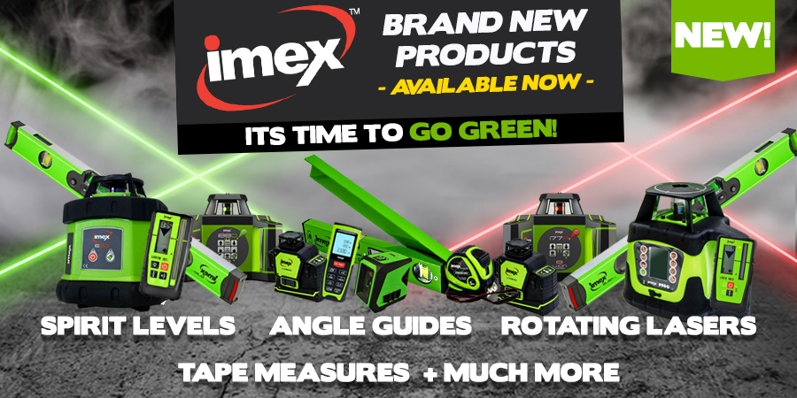 New Imex Products - Available Now!