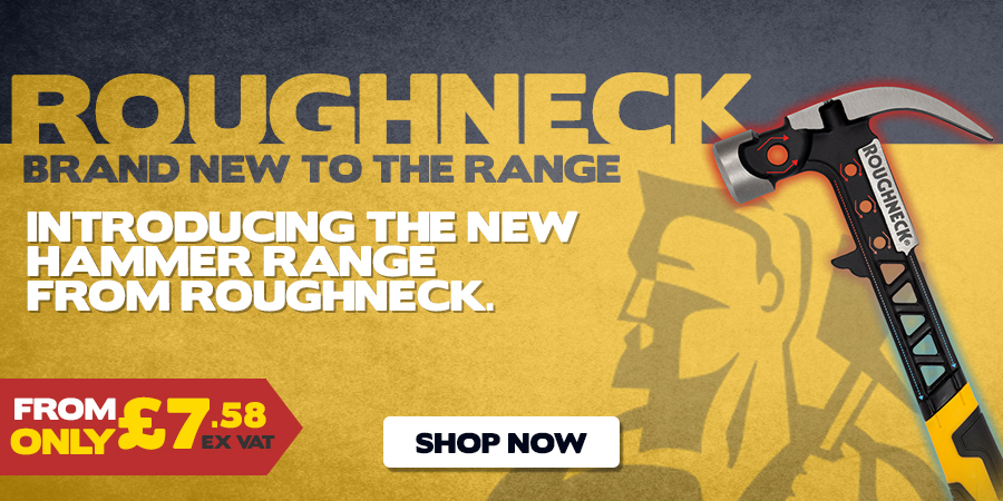 New Roughneck Tools To the Range!