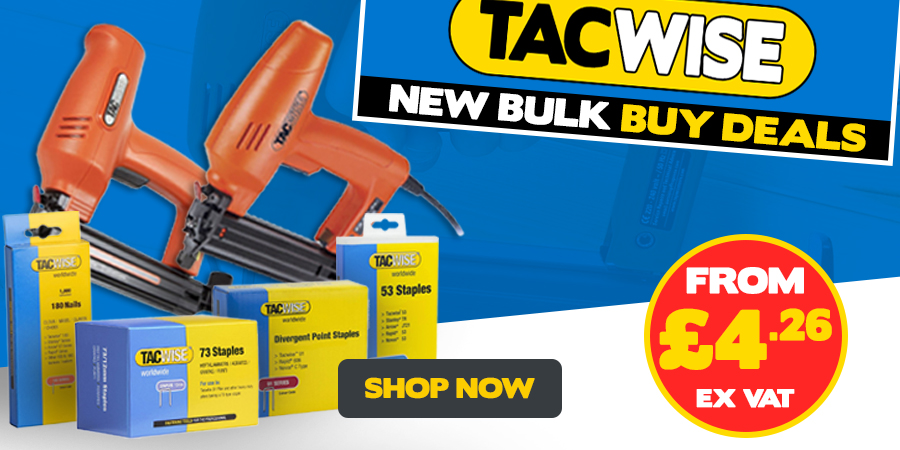 New Tacwise Bulk Buy Deals!