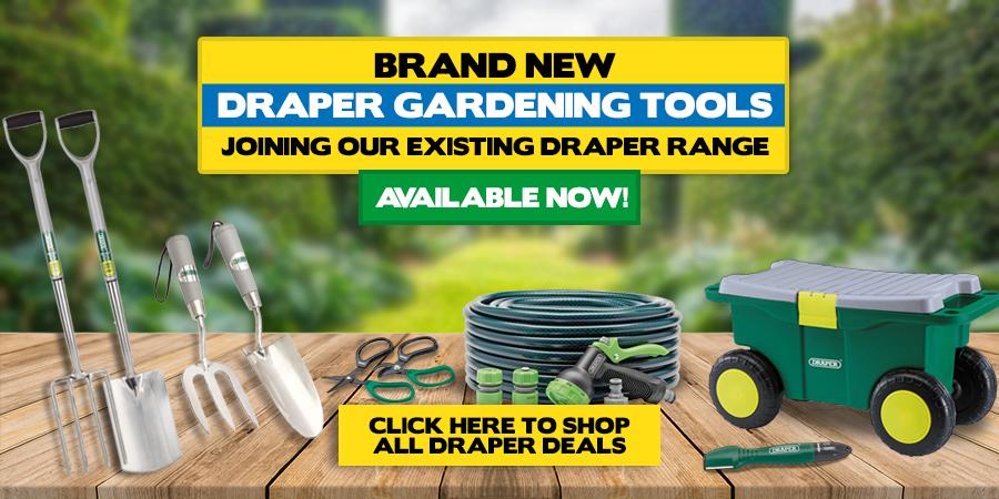 Draper - New To The Range!